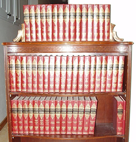 Harvard Classics - The Five-foot Shelf of Books - Registered Edition Deluxe (1965) (52-vol Complete Set)