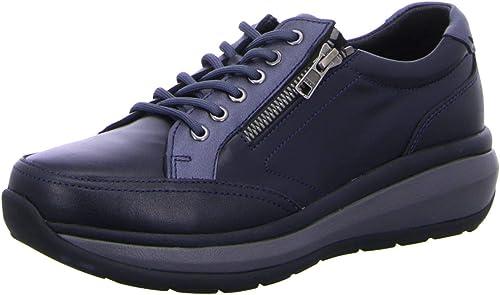 Joya 651CA, Chaussures de Ville à Lacets pour Femme - Bleu - Bleu, 39 EU