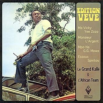 Edition Veve - Ma Vicky Yee Zozo