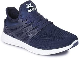 REFOAM Men's Navy Running Shoes