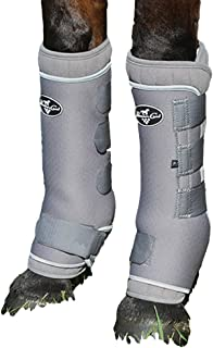 Professional Choice Small VENTECH All Purpose Horse Leg Combo Liner Charcoal