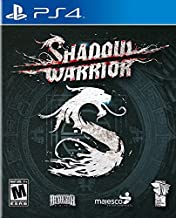 Ps4 Shadow Warrior PlayStation 4 by Majesco