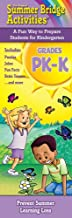 Summer Bridge Activities® Activity Cards, Grades PK - K