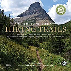hiking trails book
