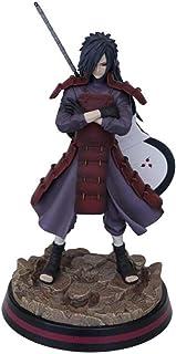 Verkligt och roligt Anime naruto uchiha madara action figure leksak 31cmaction figure collectible doll modell leksak