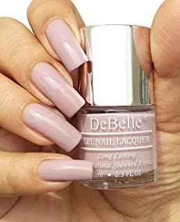 DeBelle Gel Nail Lacquer Vintage Frost -8ml(Pastel Purple)