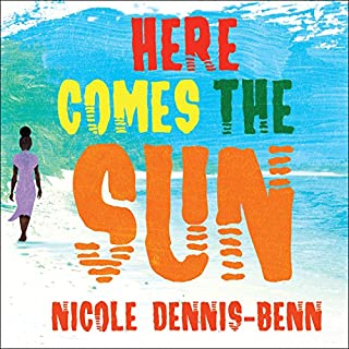 Here Comes the Sun audiobook cover art