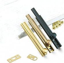 Deur Metalen Toggle Sloten Sluiting Vergrendeling Versterking Beveiliging (Size : 3 inch Black)
