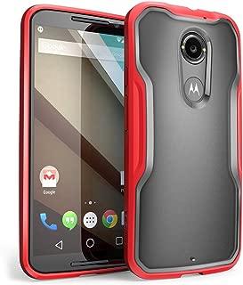 SupCase [Unicorn Beetle Series Case Design for Motorola Moto X (2nd Gen.) 2014 Release, Premium Hybrid Bumper Case - Not Fit Moto X Phone (1st Gen.) 2013 Release