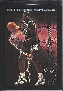 1994 Skybox Shaquille O'Neal Magic Future Shock Basketball Card #331