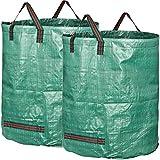 GardenMate 2 Bolsas de Basura de jardín de 500 L | Tejido de Polipropileno (PP) Robusto | Professional