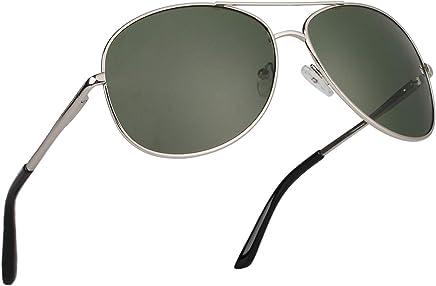 1179310f9910f3 CGID GA61 Premium Al-Mg Alloy Pilot Polarized Sunglasses UV400