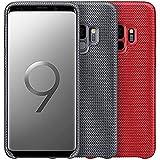 Samsung Hyperknit - Funda para Galaxy S9, color Rojo