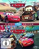 Bluray Kinder Charts Platz 33: Cars 1 / Cars 2 [Blu-ray]
