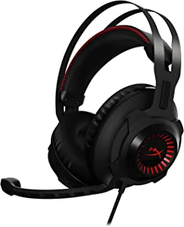 HyperX Cloud Revolver Gaming Headset for PC & PS4 (HX-HSCR-BK/NA) (Renewed)