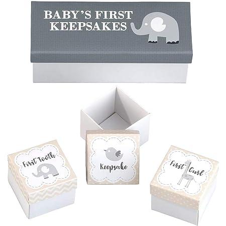 Three-piece birth box