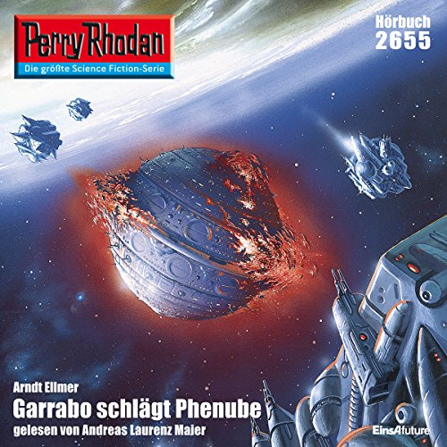 Garrabo schlägt Phenube audiobook cover art