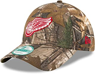 New Era Detroit Red Wings The League Realtree Camo 9FORTY Adjustable Hat/Cap