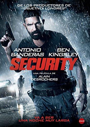 Security [DVD] ✅
