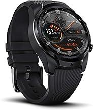 Ticwatch Pro 4G/LTE Smartwatch Reloj Inteligente Memoria de 4GB + 1G RAM Relojes Deportivos Seguimiento del sueño Ejercicio Fitness GPS NFC Google Pay