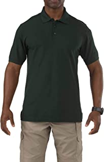 Tactical Utility Short Sleeve Polo Shirt , Wrinkle Resistant Poly-Cotton, Style 41180