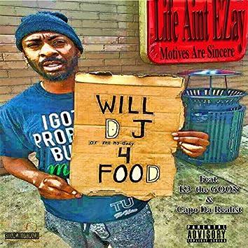 Life Ain't Ezay (feat. K3 the Goon & Capo Da Realist)