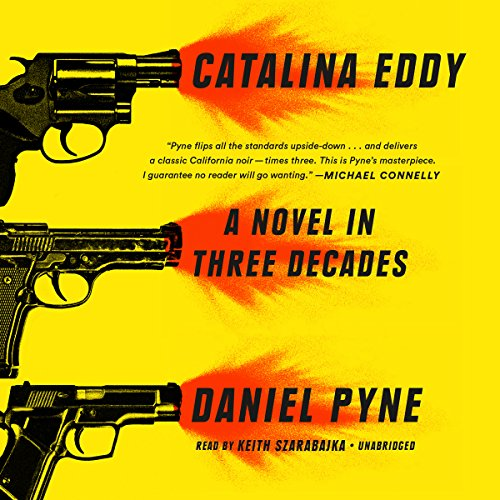 Catalina Eddy audiobook cover art