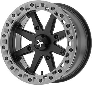 MSA Offroad M31 Lok2 Beadlock ATV/UTV 16x7 4x156 +0mm Black/Gray Wheel Rim