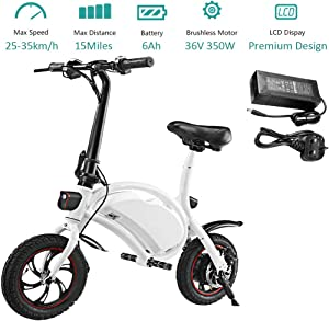 350W Kepteen Folding Electric Bicycle