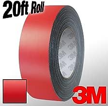 VViViD 3M 1080 Pink Gloss Vinyl Detailing Wrap Pinstriping Tape 20ft Roll 1//4 x 20ft