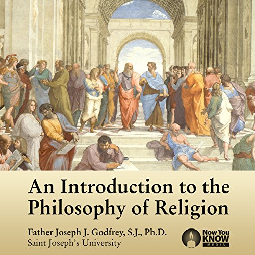 An Introduction to the Philosophy of Religion audiobook cover art