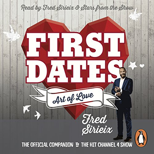 First Dates audiobook cover art