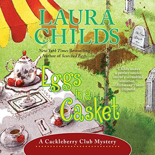 Eggs in a Casket audiobook cover art