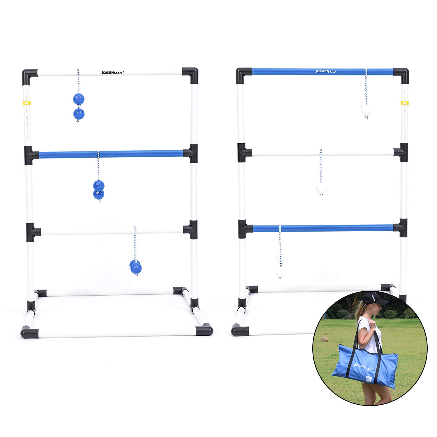 JOGENMAX Outdoor Portable Carrying Trackers
