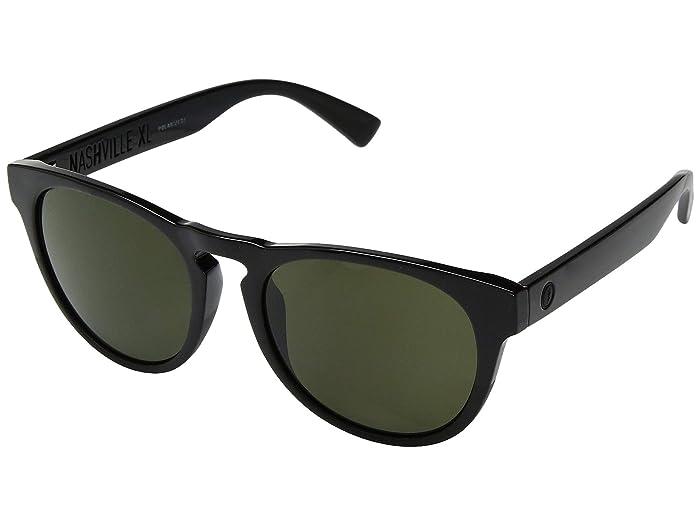 Electric Eyewear Nashville XL Polarized (Vader/OHM Polarized Grey) Athletic Performance Sport Sunglasses
