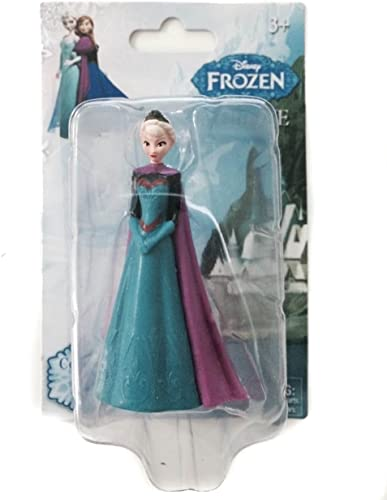 Brand New Disney Frozen Queen Elsa Figurine Cake Topper by FreeShipping