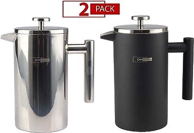Amazon.com: Filtro de taza de café de acero inoxidable para ...