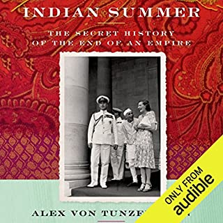Indian Summer audiobook cover art