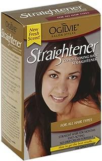 Ogilvie Straightener All Hair Types 1 ea