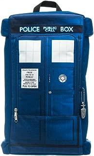 Doctor Dr. Who Tardis Call Box Backpack