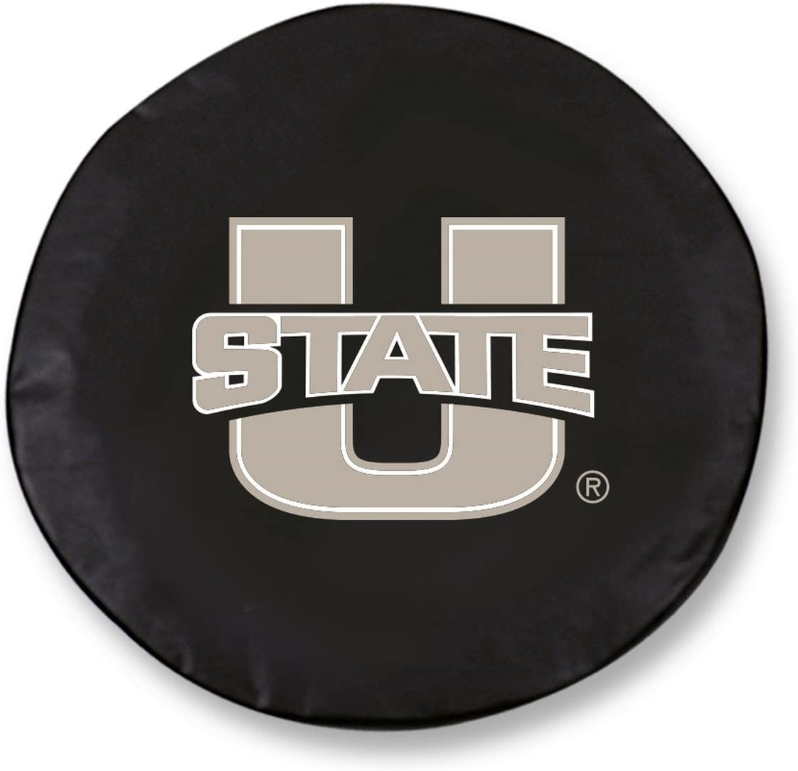 Holland Bar Stool Co. Finally resale start Utah State HBS Aggies Fitted 2021 new S Black Vinyl