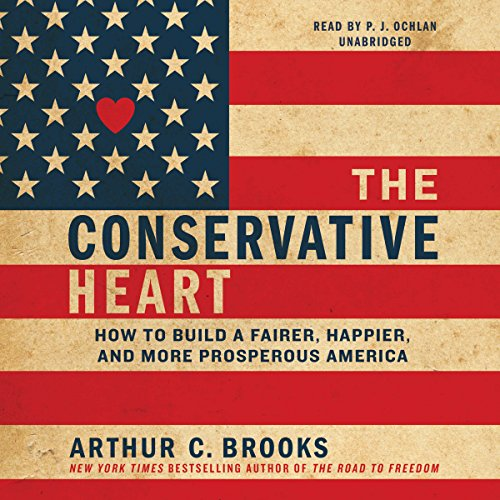 The Conservative Heart audiobook cover art