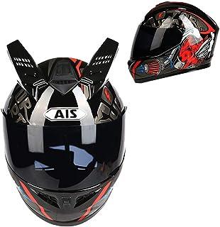 Männer Frauen Offroad Farbiger Schutzhelm Trend Coole Motocross Helme Anti Fog UV Schutz Racing Schutzkappen Anti Crash Downhill Erwachsener Helm