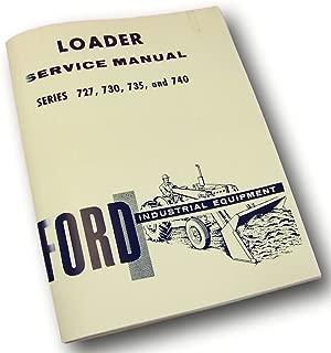 ford 730 loader