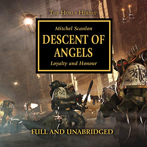 Descent of Angels audiobook cover art