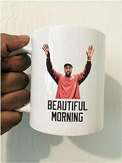 Kanye Beautiful Morning Mug 11 oz
