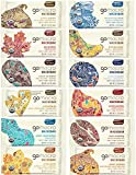GoMacro Organic Gluten-Free Protein Bars, 12 flavors variety 12 pack in Sanisco Packaging.
