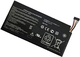 Civhomy Replacement C11-ME370T 4325mAh Battery for ASUS MeMO Pad ME370T 16GB,Google Nexus 7,Nexus 7 16GB,Nexus 7 32GB,Nexus 7 8GB ME3PNJ3 0B200-00120100M-A1A1A-219-17QE 3.7V