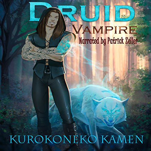Druid Vampire audiobook cover art