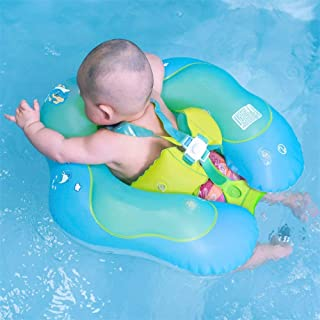 WAMBORY Baby Swimming Float, Baby Swimming Ring, Toddler Swimming Vest, Children Waist Float Ring, U Shape Underarm Design...